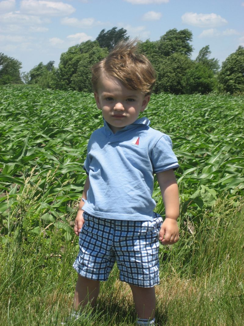 Theo of the corn